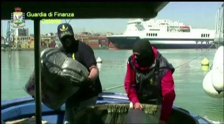 Traffico di droga sulla tratta Sicilia-Albania; 11 arresti$