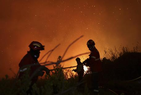 Ophelia alimenta incendi: tre morti in Galizia