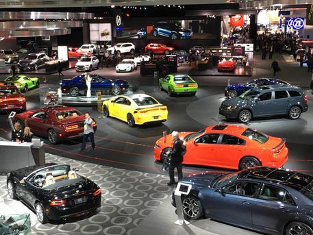 Mercato Auto Europa Fca Economia ANSAit - Mercato car show