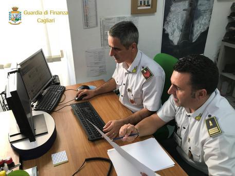 Cagliari. Evasore totale occulta 594.000 euro al fisco. Denunciati due reponsabili