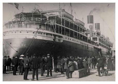 Italians emigrating in the past (foto: ANSA )