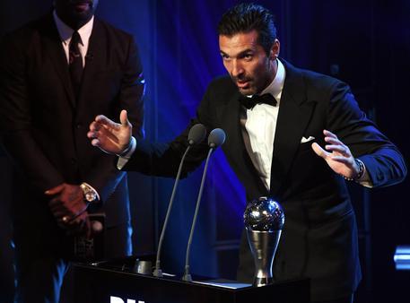 The Best FIFA Football Awards 2017 © EPA