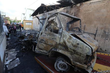 Palermo: esplode bombola del gas, feriti 4 pompieri$