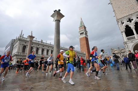 Venice marathon favourites lose out after wrong turn