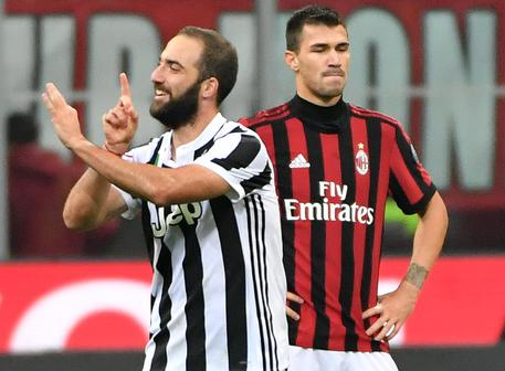 Milan-Juventus © ANSA