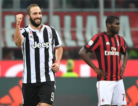 Milan-Juventus 0-2 nell'anticipo Decc2e44e292bd6bb5952a8c8f92f165