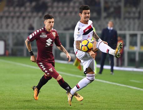 Torino-Cagliari 2-1: gol di Barella, Iago Falque e Obi