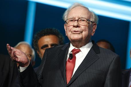 Warren Buffett © AP