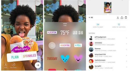 Arrivano i sondaggi per le Storie e nuovi strumenti creativi — Instagram