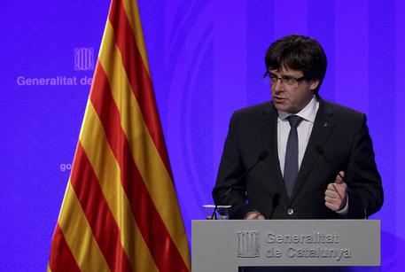 Carles Puigdemont © EPA