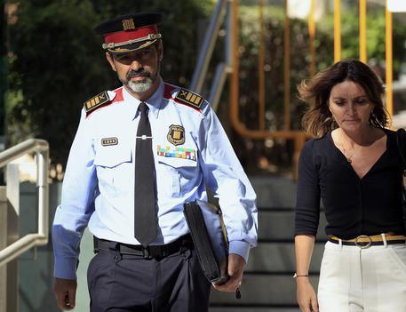 Catalogna: Procura chiede arresto per il capo dei Mossos