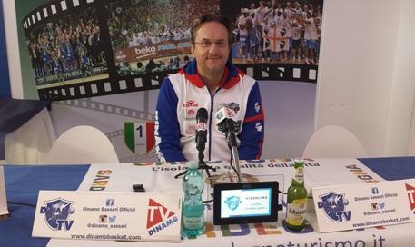 Basket: serie A; Sassari-Trento 78-67