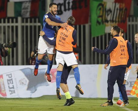 Mondiali: Albania-Italia 0-1 056bd25534e8b7cbb7cb1467612b2e52