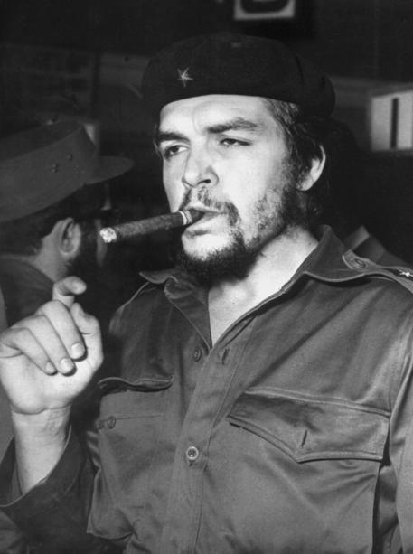Una foto d'archivio di Ernesto 'Che' Guevara © ANSA