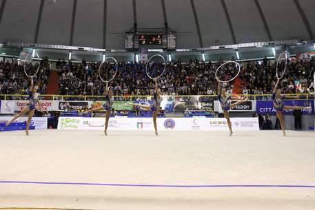 Ginnastica: in 200 a Giochi Mediterraneo