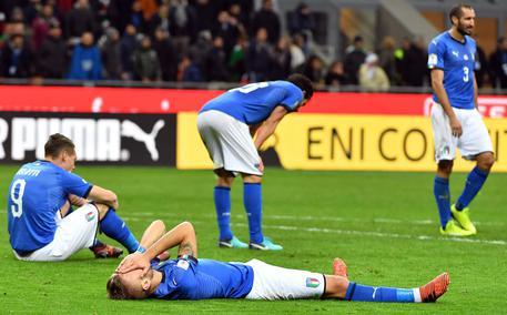 Italia Svezia 0-0, azzurri fuori dai Mondiali 49e0d358bd583a1d750e61a1e22a1c78