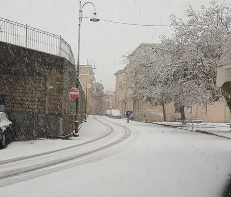 Meteo: inizia il vero inverno. Gelo e neve in tutta Italia