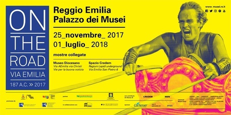 Mostre: 'On the road' a Reggio Emilia © ANSA