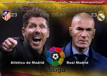 Probabili formazioni Atletico Madrid-Real Madrid e consigli quote