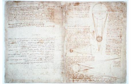 Il Codex Leicester di Leonardo da Vinci in mostra agli Uffizi