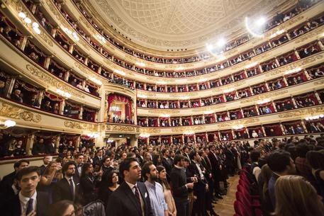 Milano, una Prima della Scala diffusa per la città