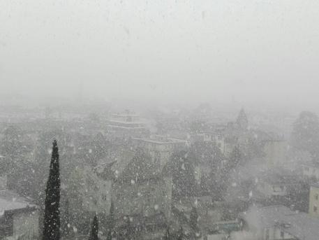 Maltempo, ancora piogge in provincia e nel Lazio: nuova allerta meteo