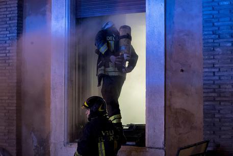 Roma: incendio al Fatebenefratelli, evacuati diversi pazienti