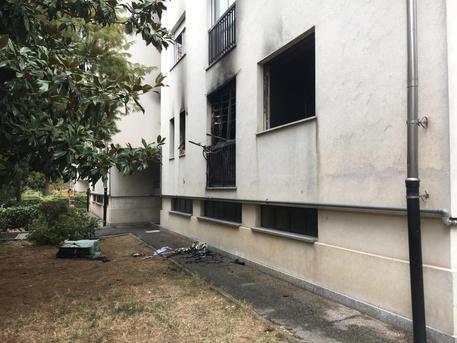 Asti : Fiamme in un appartamento - morti marito e moglie