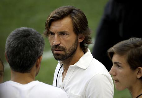 Andrea Pirlo S Awesome Beard