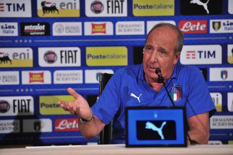 Ventura polemico in conferenza stampa: