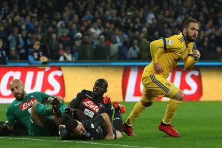 Napoli contro Higuain storia d'amore finita