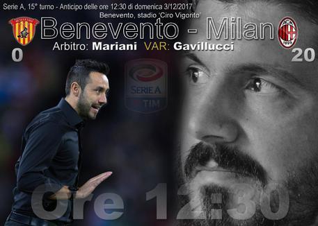 Benevento-Milan 2-2, pagelle: Brignoli da 10! Rossoneri beffati e rimandati