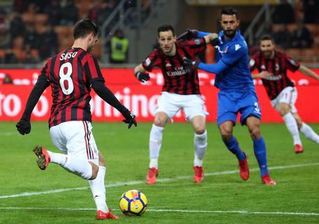 Serie A: Il Milan batte il Bologna 2-1 8bf9f0d73ea2fb13604fa86a7ec6b0bc