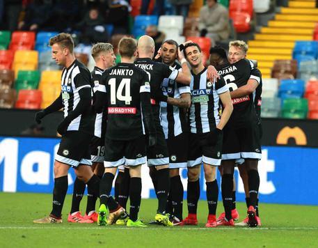 Il Benevento non punge: Barak e Lasagna regalano i tre punti all'Udinese