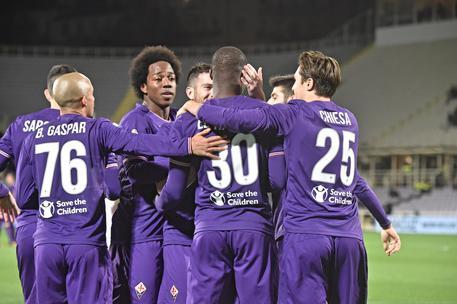 Coppa Italia, tre rigori, la Fiorentina batte la Samp 3-2