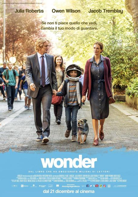Film WONDER © ANSA