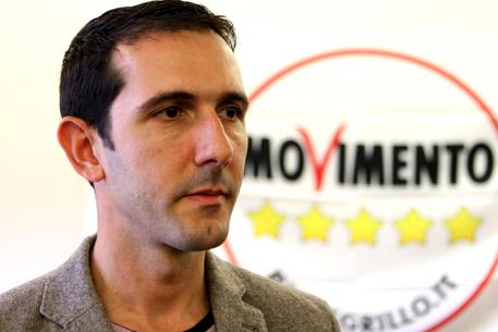 Il sindaco di Pomezia Flavio Fucci © ANSA