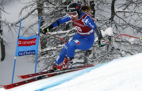 A Val d'Isère vince Lindsey Vonn