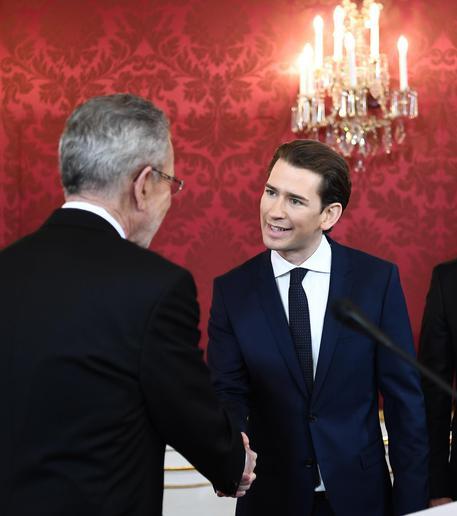 Austria. Kurz annuncia la maggioranza: popolari e l'ultradestra del Fpoe