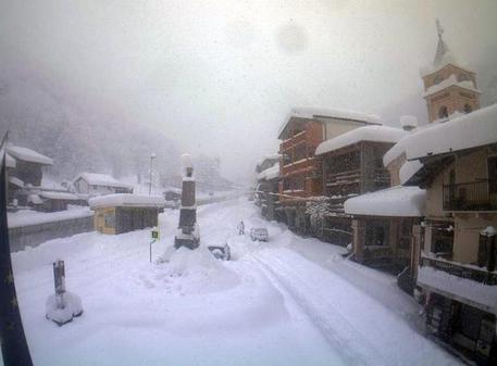 Allerta Meteo Liguria: arriva la neve, criticità