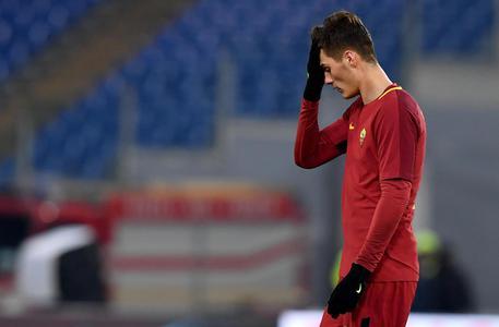 Roma, Schick si ferma due settimane: infortunio muscolare al retto femorale