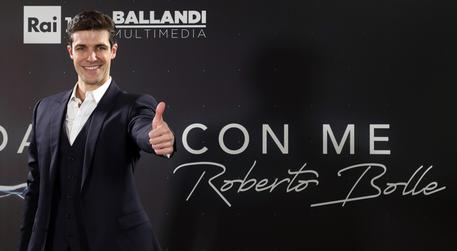 Roberto Bolle, Danza Con Me per aprire l'anno di RAI1