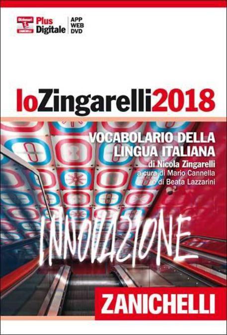 comprare a buon mercato immagini dettagliate disegni attraenti Scialla e Millennial nello Zingarelli 2018 - Libri - ANSA.it
