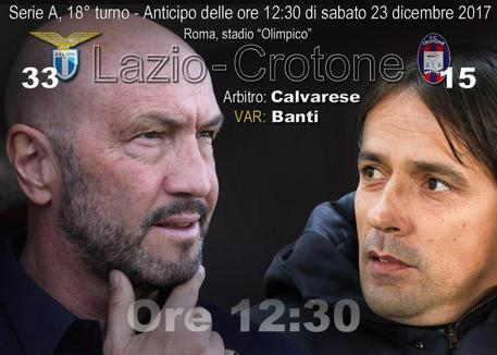 Lazio - Crotone 4-0, Immobile arriva a quota 16 gol stagionali