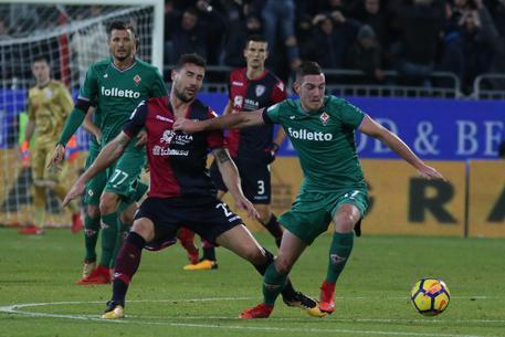 Serie A, le formazioni ufficiali di Cagliari - Fiorentina