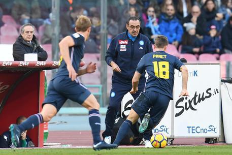 Napoli-Sampdoria, Maurizio Sarri: