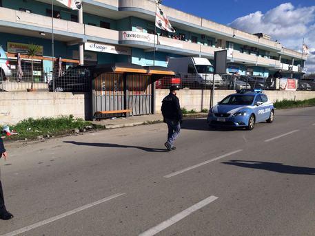 Marito e moglie travolti in Viale Porto Torres