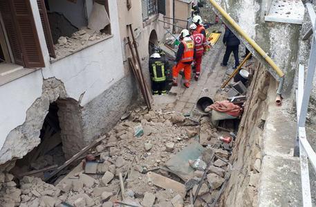 Baiardo (Imperia) - Ferito 77enne nell'esplosione del suo appartamento