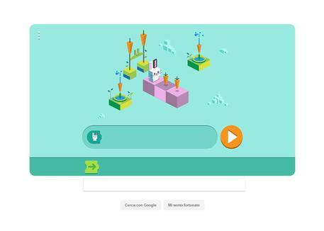 Google, un doodle sui linguaggi di programmazione per bambini