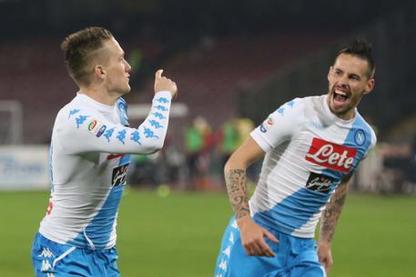Serie A: Napoli-Genoa 2-0 nell'anticipo 95a77fcfe9e2abb08d8dfcb7c1f2a0b0